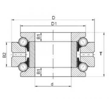 ISO 234419 butées à billes