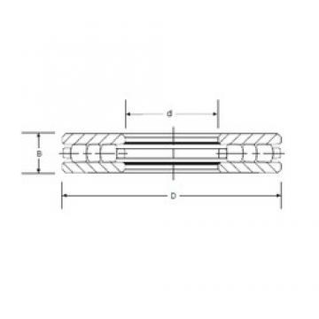 SIGMA RT-759 roulements à rouleaux de poussée