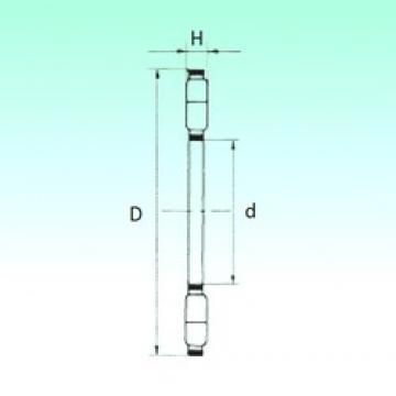 NBS K89322-M roulements à rouleaux de poussée