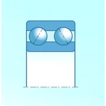 12 mm x 28 mm x 16 mm  NACHI 12BG02S1 roulements à billes à contact oblique
