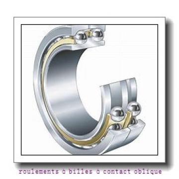 30 mm x 72 mm x 30,2 mm  PFI 5306-2RS C3 roulements à billes à contact oblique