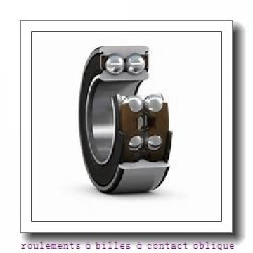 Toyana 7203 A-UX roulements à billes à contact oblique